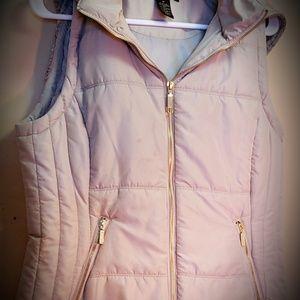 Light winter vest